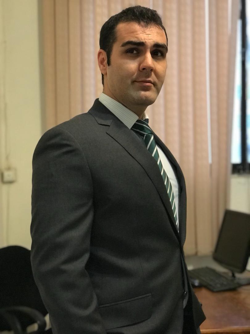 Photo ofرامین موسوی